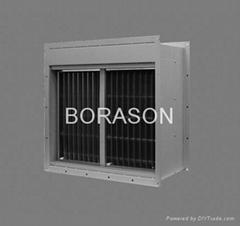 中央空調風管式電子空氣淨化機