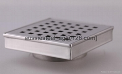 Square Hole Floor Drain