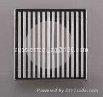 Strip line Floor Drain110mm*110mm
