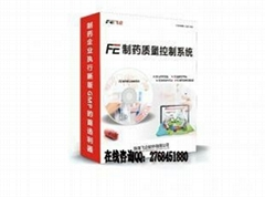 FE LIMS pharmaceutical quality control system