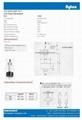 LS-8101 Electric Magnetic Level Sensor