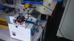 锂电池极片裁切机