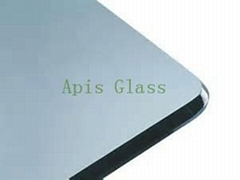 3mm-12mm table top glass with CE