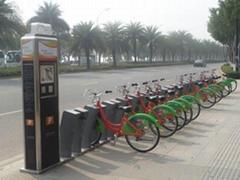 自行车租赁系统