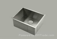 Stainless Handmade sink