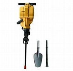 Pionjar 120 Gasoline Rock Drill