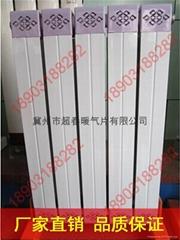 銅鋁(鋼鋁)復合散熱器TLF/GLF
