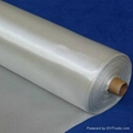 High strength S-glass fiber fabric