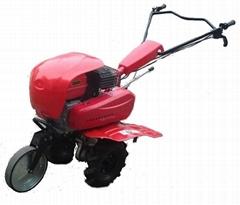 6.5 HP gasoline mini-tiller garden power cultivator