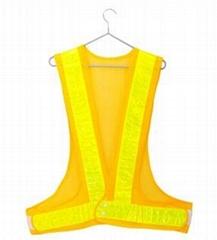 EN471 Yellow Hi Vis Class 2 Reflective Vest