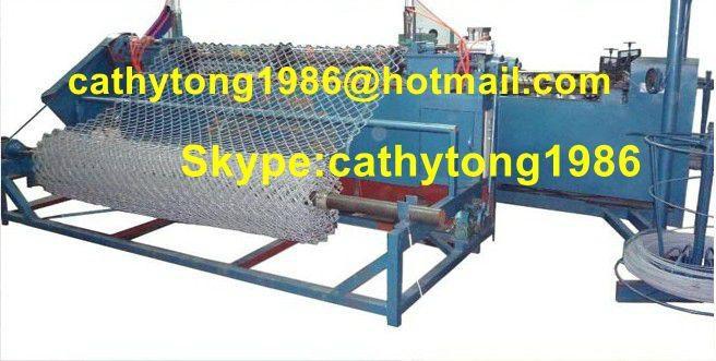 Chain Link Fence Machine 2
