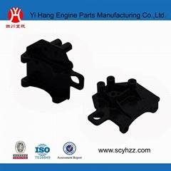 auto spare parts air conditioner compressor mounting bracket