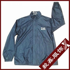 mens blank waterproof hooded sweatshirt jacket