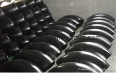 Butt Weld ANSI Asme Bw Seamless Carbon Steel Pipe elbow