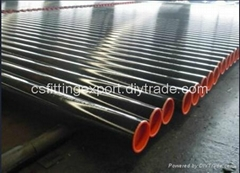 Carbon Steel Seamless ERW Welded API 5L ASTM A53 Pipe