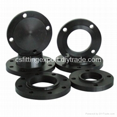 Carbon steel ANSI Asme Forged Welded Neck Wn Flange