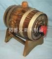木制酒桶 3