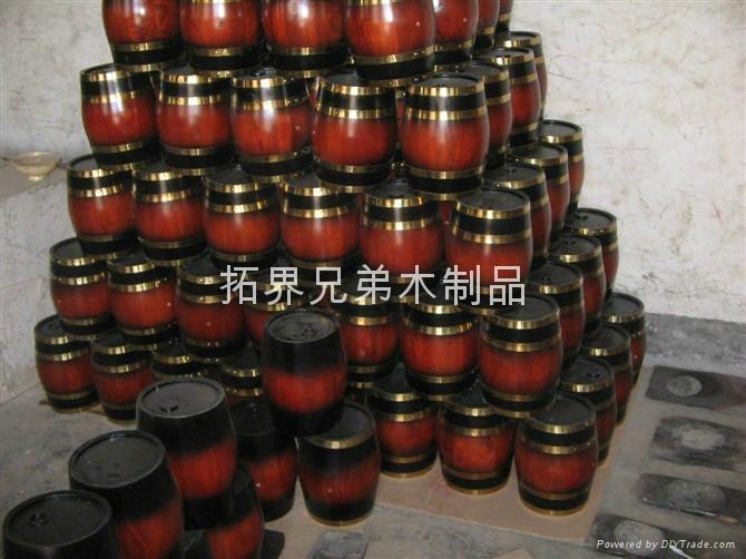 木制酒桶 5