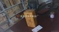 單只松木酒盒