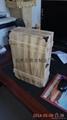 雙只松木酒盒