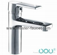 Basin Faucet in China for sale