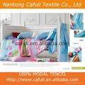100% Lenzing Tencel Modal Reactive Printed Bedding Fabric 3