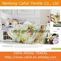 100% Lenzing Tencel Modal Reactive Printed Bedding Fabric 5