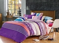 Popular Selling 100% Cotton Pigment Printed Bedding Textile Fabric 5