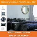 High Quality 100% Original Cotton Satin Printed Bedding Textile Fabric 2