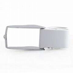 BIJIA 40X loupe LED UV illuminating jewelry jewellry jewel checking magnifier