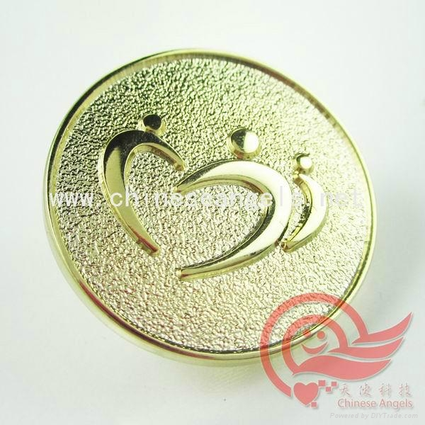 custom metal lapel pin badge 4