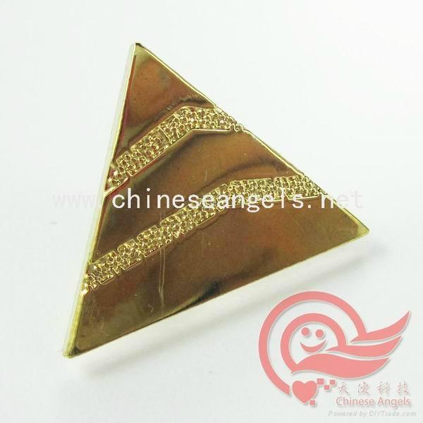 custom metal lapel pin badge 5