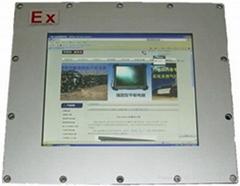 YHX-190EC-6触摸防爆(一体)计算机