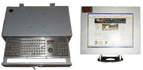 YHX-170EC-6防爆(一體)計算機 1