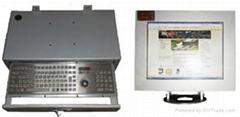 YHX-190EC-6防爆(一體)計算機
