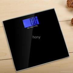 Electronic Bathroom scale Item HY1312