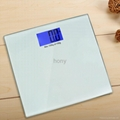 Electronic Bathroom scale Item HY1312 3