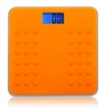 Silicone platform Electronic personal bathroom scale Item HY823S 1