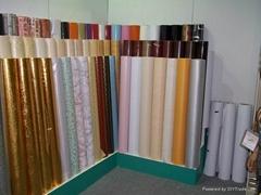 PVC墙纸装饰软片