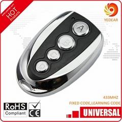 Yedear Industrial Garage Door Wireless Remote Control YD001