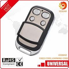 Yedear Industrial Garage Door RF  Wireless Remote Control YD003