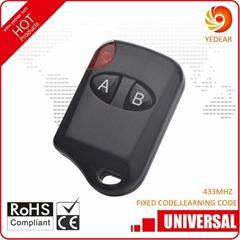 Yedear Industrial Garage Door Opener Wireless Remote Control YD006