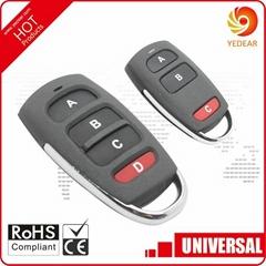 Yedear Industrial Garage Door Wireless Remote Control YD046