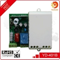 Yedear 1 Channel AC85-220V Wide voltage Wireless Remote Control Switch YD401B