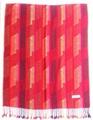 pashmina silk jacquard scarf shawl