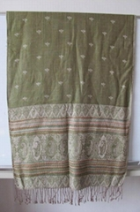 Wholesale pashmina silk