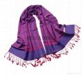 Fashion pashmina scarf shawl