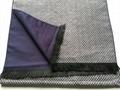 High quality jacquard viscose men scarf