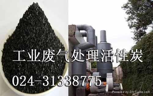 工業廢氣處理活性炭 1