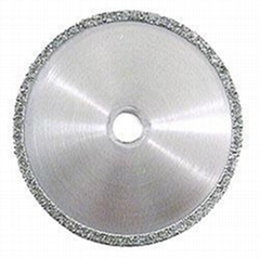 ELECTROPLATED DIAMOND SAW BLADES